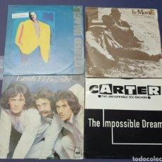Disques de vinyle: LOTE 20 SINGLES 7 PULGADAS. Lote 245078310