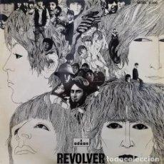 Discos de vinilo: THE BEATLES - REVOLVER - SPANISH LP 1ST PRES 1966- MOCL 5.308 ODEON MONO. Lote 245079380