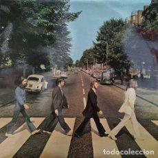 Discos de vinilo: THE BEATLES - ABBEY ROAD - SPANISH LP 1ST PRES 1969 - 1 J 062 - 04.243 - ODEON. Lote 245082110