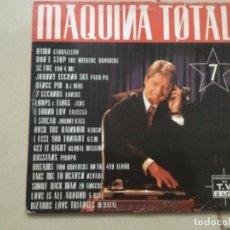 Discos de vinilo: MÁQUINA TOTAL 7. Lote 245084620