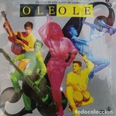 Disques de vinyle: OLE OLE - MARTA SANCHEZ - BAILANDO SIN SALIR DE CASA - LP EDICION MEXICANA - A ESTRENAR. Lote 245085840