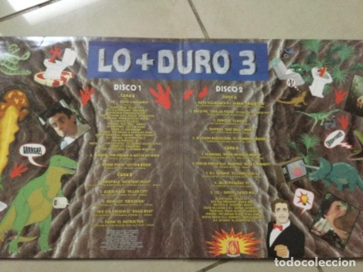 Discos de vinilo: Lo + duro 3 - Foto 2 - 245086420