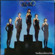 Discos de vinilo: OLE OLE - VICKY LARRAZ - OLE OLE - LP EDICION PROMOCIONAL - CON INSERT. Lote 245087695