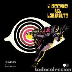 Discos de vinilo: ROBERTO NICOLOSI -L'OCCHIO NEL LABIRINTO -LP, ALBUM, DELUXE EDITION, LIMITED EDITION. PRECINTADO. Lote 245106835
