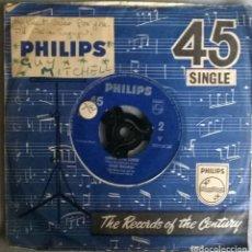 Discos de vinilo: SUSAN MAUGHAN. BOBBY'S GIRL/ COME A LITTLE CLOSER. PHILIPS 1962 UK SINGLE. Lote 245119880