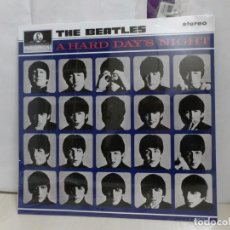 Discos de vinilo: THE BEATLES -A HARD DAY'S NIGHT--PARLOPHONE--AÑO 2017-REDICION--EU--PRECINTADO. Lote 245128695
