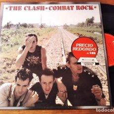 Discos de vinilo: THE CLASH - COMBAT ROCK ********* RARO LP ESPAÑOL 1986. Lote 245128760