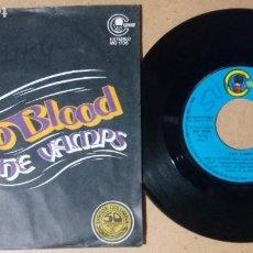 Discos de vinilo: THE VAMPS / DISCO BLOOD / SINGLE 7 PULGADAS. Lote 245136595