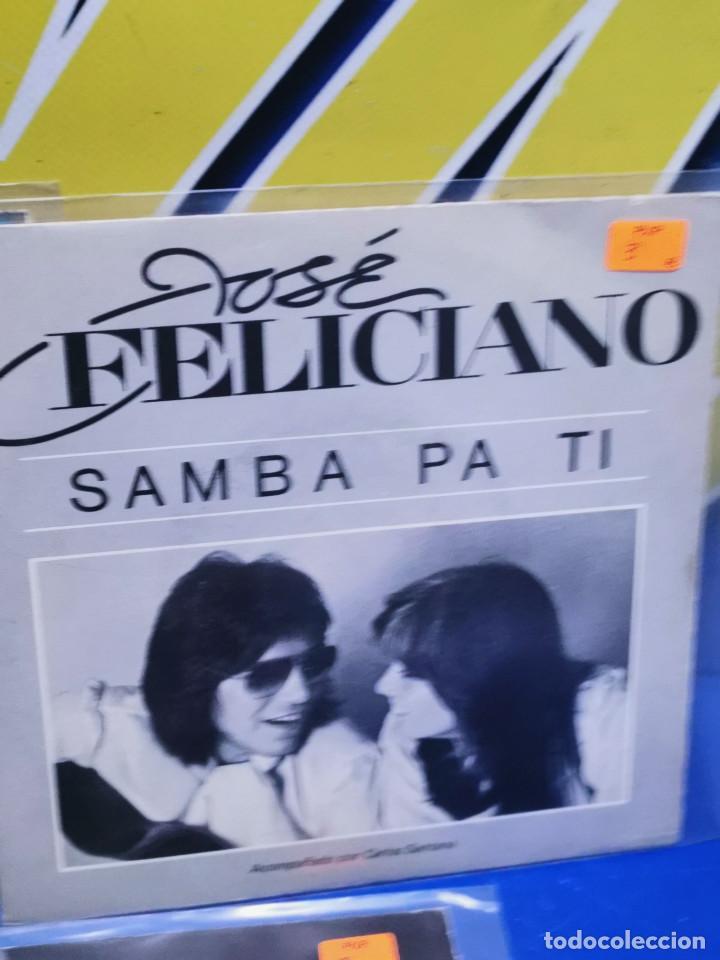 Discos de vinilo: Lote 3 eps 7´´ Vinilos -JOSE FELICIANO - descatalogados-buen estado - Foto 3 - 245138875