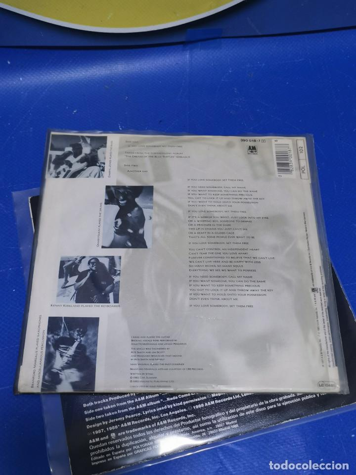 Discos de vinilo: Lote 2 eps 7´´ Vinilos -STING - descatalogados-buen estado - Foto 5 - 245139040