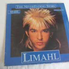 Dischi in vinile: LIMAHL - THE NEVERENDING STORY - EMI-ODEON 1984. MAXI SINGLE. 1984. BSO. 052 200346 VINILO. Lote 245146910