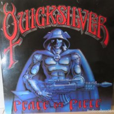 Discos de vinilo: QUICKSILVER PEACE BY PIECE CAPITOL 1986. Lote 245150380