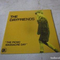 Discos de vinilo: THE DAYFRIENDS - THE PICNIC MASSACRE DAY - DIPUTACION PROVINCIAL DE GRANADA 1993. Lote 245153130