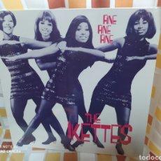 Discos de vinilo: THE IKETTES–FINE FINE FINE . LP VINILO PRECINTADO. SOUL MUSIC.. Lote 245169860