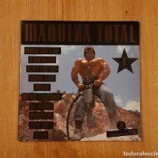 Discos de vinilo: DOBLE LP MAQUINA TOTAL 4. Lote 245176235