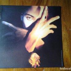 Discos de vinilo: TERENCE TRENT D'ARBY -NEITHER FISH OR FLESH- LP CBS 1989 ED. INGLESA 465809 1 MUY BUENAS CONDICIONES. Lote 245187890
