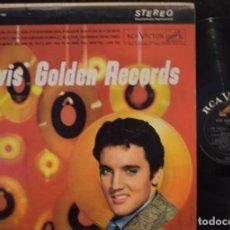 Discos de vinilo: ELVIS PRESLEY / ELVIS GOLDEN RECORDS 1958 !!! RARA EDIC USA RCA LPM 1707 !! EXC. COLLECTORS. Lote 245188685