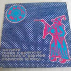 Discos de vinilo: AMIGOS DE GINES. LO QUE SE LLEVA DENTRO LP 160277. SEVILLANAS 85. Lote 245193040