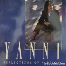 Dischi in vinile: YANNI - REFLECTIONS OF PASSION - LP DE VINILO NEW AGE. Lote 245199070