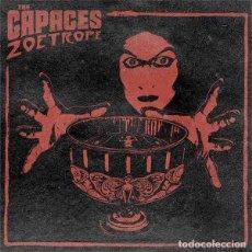 Discos de vinilo: THE CAPACES ZOETROP (LP) . PUNK ROCK AND ROLL HARDCORE TURBONEGRO ZEKE DWARVES. Lote 245200595