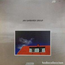 Discos de vinilo: JAN GARBAREK GROUP - PHOTO WITH BLUE SKY, WHITE CLOUD, WIRES, WINDOWS AND.. ECM 1135 - LP DE VINILO. Lote 245200765