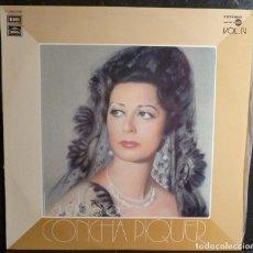 Discos de vinilo: CONCHA PIQUER // LA OBRA DE CONCHA PIQUER VOL IV // 1975 // (VG VG). LP. Lote 245201615