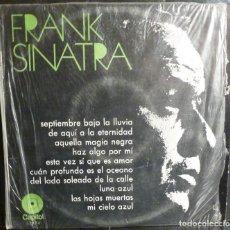 Discos de vinilo: FRANK SINATRA // CIRCULO DE LECTORES /10 PULGADAS/1970/(VG VG). LP. Lote 245206820