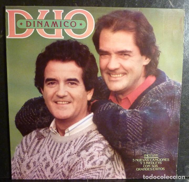 DUO DINAMICO // 1986 // NUEVAS CANCIONES //(VG VG). LP (Música - Discos - LP Vinilo - Grupos Españoles 50 y 60)
