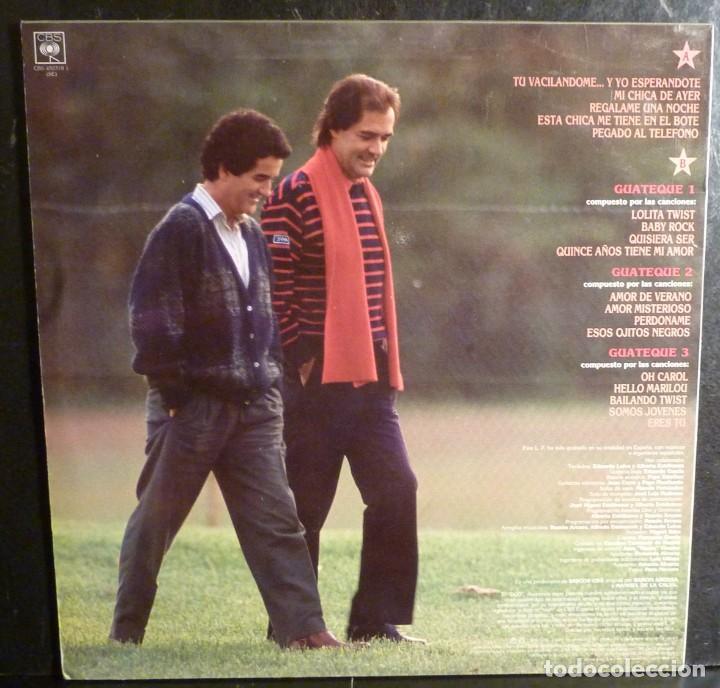 Discos de vinilo: DUO DINAMICO // 1986 // NUEVAS CANCIONES //(VG VG). LP - Foto 2 - 245209055
