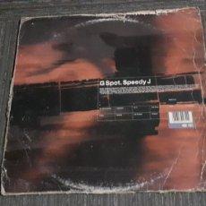 Discos de vinilo: SPEEDY J - G SPOT - 2LP.S - UK - WARP RECORDS - L -. Lote 245209495