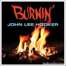 Discos de vinilo: JOHN LEE HOOKER. BURNIN. BLUES VINILO. Lote 245209575
