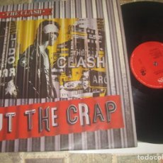Discos de vinilo: THE CLASH - CUT THE CRAP -+ ENCARTE (CBS-1985)OG ESPAÑA LEA DESCRIPCION. Lote 245211595