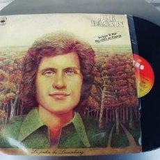 Discos de vinilo: JOE DASSIN-LP EL JARDIN DE LUXEMBURGO-ESPAÑOL 1977. Lote 245211755