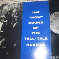Discos de vinilo: TELL-TALE HEARTS - THE NOW SOUND OF THE TELL TALE HEARTS(1985-VOXX)OG USA GARAJE. Lote 245214345