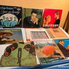 Discos de vinilo: SINGLES. Lote 245218835