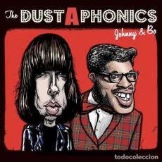 Discos de vinilo: THE DUSTAPHONICS JOHNNY & BO (LP) . VINILO ROCK AND ROLL RHYTHM AND BLUES GARAGE. Lote 245224720