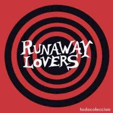 Discos de vinilo: RUNAWAY LOVERS 50 RUNAWAY FANS NO PUEDEN ESTAR EQUIVOCADOS (LP) . VINILO ROCK. Lote 245227260