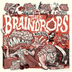 Discos de vinilo: THEE BRAINDROPS I NEED ACTION (LP) . VINILO GARAGE ROCK AND ROLL HEADCOATS. Lote 245229965