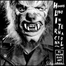 Discos de vinilo: HOMBRE LOBO INTERNACIONAL NO BRAIN ROCK AND ROLL (LP) . VINILO GARAGE ROCK. Lote 245231610