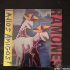 Discos de vinilo: RAMONES ADIÓS AMIGOS LP. Lote 245232610