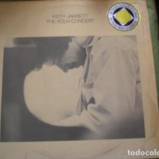 Discos de vinilo: KEITH JARRETT THE KÖLN CONCERT. Lote 245233455