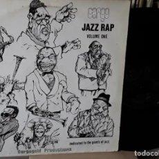 Discos de vinilo: LP VINILO CARGO JAZZ RAP MAXI VOLUME ONE 1985. Lote 245260075