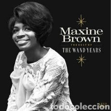 Discos de vinilo: MAXINE BROWN ‎– THE BEST OF THE WAND YEARS. LP VINILO PRECINTADO. KENT RECORDS. SOUL. Lote 245264950