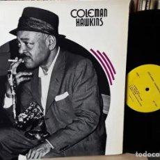 Discos de vinilo: LP VINILO COLEMAN HAWKINS IMMORTALS ORIGINAL USA. Lote 245268125