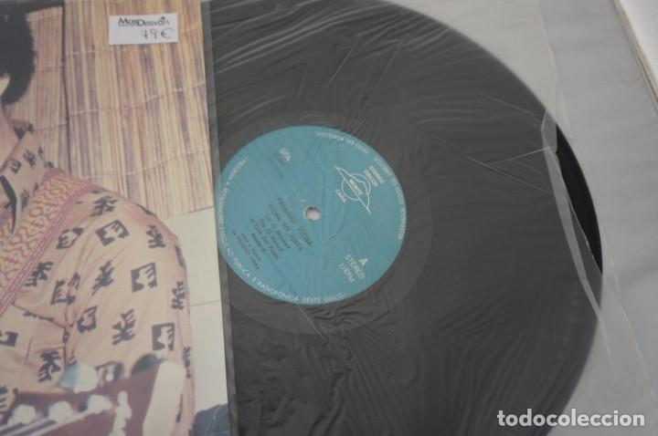 Discos de vinilo: VINILO 12´´ - LP - M´CRIA SER POETA - PAULINO VIEIRA / STEREO DISCOS MONTE - Foto 2 - 245269410