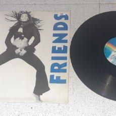 Discos de vinilo: JODY WATLEY & ERIC B.& RAKIM - FRIENDS - MAXI - GERMANY - WARNER - PLS 106 - L -. Lote 245276735