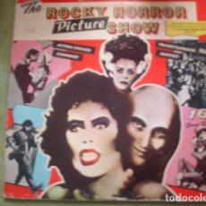 Discos de vinilo: THE ROCKY HORROR PICTURE SHOW THE ROCKY HORROR PICTURE SHOW. Lote 245285705