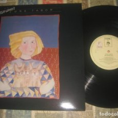 Discos de vinilo: JUNE TABOR ABYSSINIANS (TOPIC-1983) OG UK RARE CELTA FOLK EXCELENTE CONDICION. Lote 245287885