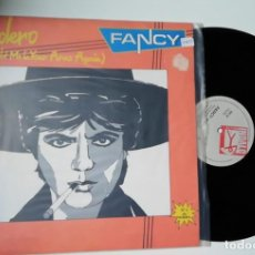 Discos de vinilo: ANTIGUO VINILO / OLD VINYL: FANCY: BOLERO (HOLD ME IN YOUR ARMS AGAIN MAXI 1987). Lote 245300945