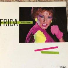 Discos de vinilo: LP ARGENTINO DE FRIDA EX ABBA AÑO 1984. Lote 245305905